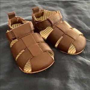9-12 month  baby ROBEEZ sandals * gently worn